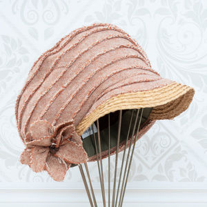 ANTHROPOLOGIE GRACE HAT FEDORA SPRING HAT